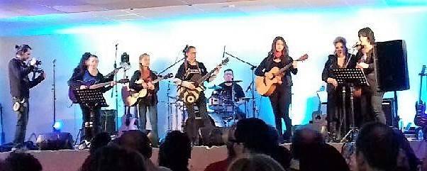 Régie Générale, Solarine Event's. (Groupe Taranga Band)