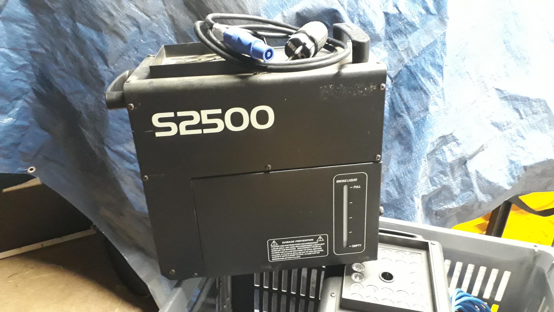 Beam s2500