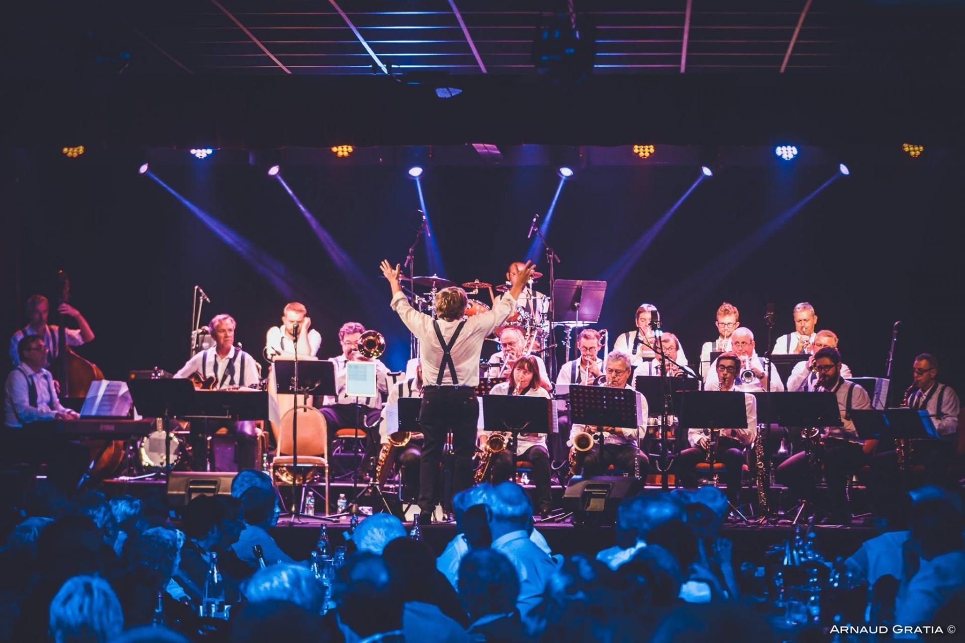 Concert événement